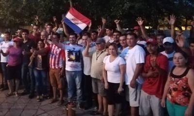 Ciudadanos piden mejora de la Plaza de los Héroes – Prensa 5