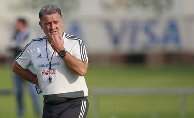 HOY / Tata da a conocer su lista para los amistosos de México con Chile y Paraguay