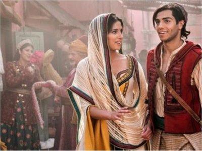 Disney lanza segundo tráiler de Aladdin