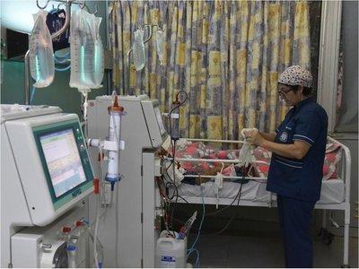 Más nefrólogos y medicamentos piden pacientes renales de Itauguá