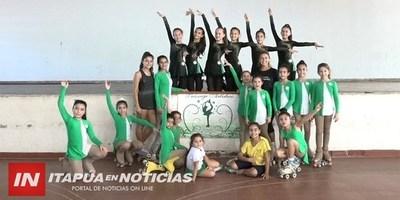 CLUB SACHACHISPAS REPRESENTARÁ AL PAÍS EN SUDAMERICANO DE PATINAJE.