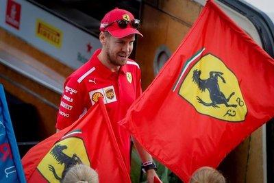 "Vettel ve a Ferrari ""más preparado"""