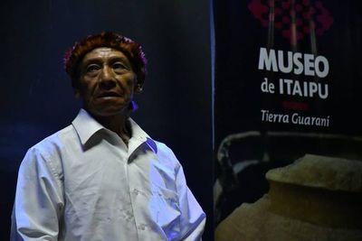 Habilitan exposición sobre comunidad Pai Tavyterã