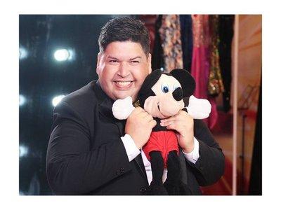 Orly brilló con su enorme talento en la TV boliviana