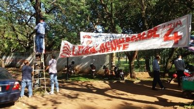 CDE: Retiran propaganda electoral