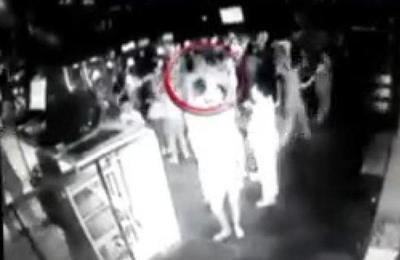 Sujeto ingresó a un pub con un arma de fuego