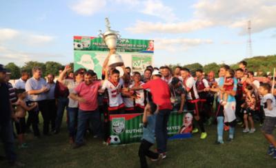 HOY / A la UFI le falta un representante en la Copa Paraguay
