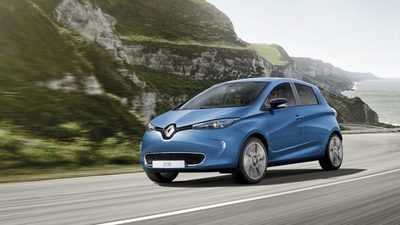 Renault presenta proyecto para carga reversible