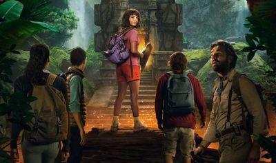 """Lanzan adelanto de cinta de """"Dora, la exploradora"""""""