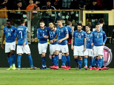 Italia golea a Liechtenstein al ritmo de Kean y Quagliarella