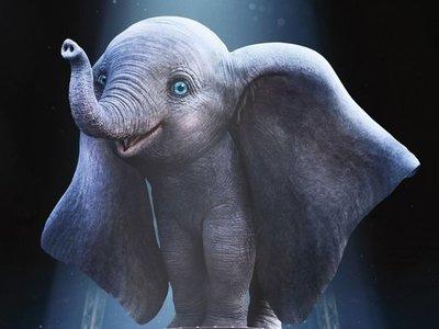 La clásica y entrañable historia de Dumbo llega mañana a los cines