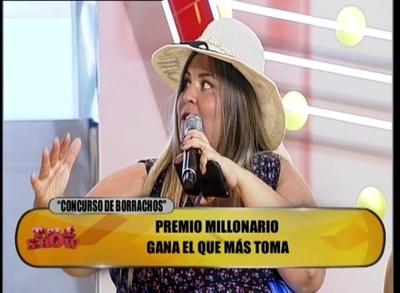 El insólito concurso que propone Pamelita Ovelar