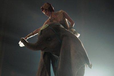 """""""Dumbo"""": regresa el elefante mágico de Disney"""