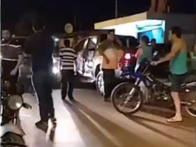Diputado Robert Acevedo involucrado en accidente