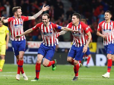 El Atlético Madrid acorta distancias tras vencer al Girona