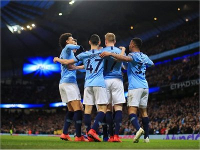 El Manchester City sigue imparable