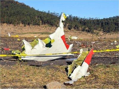 Fallo técnico en Boeing 737 provocó siniestro en Etiopía