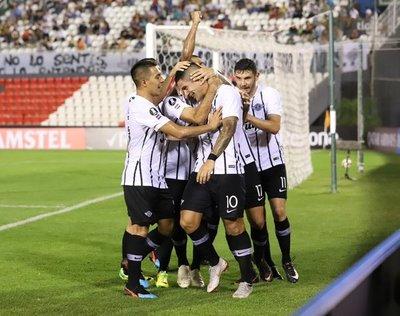 Libertad afianza el liderato del grupo H tras vencer a Rosario Central