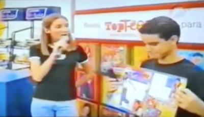 """HOY / Florencia Gismondi emociona a internautas al recordar su inicio en Tv: """"Chicos y Chicas"""""""