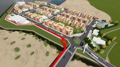 Ejecutivo tiene listo proyecto para construcción de viviendas sociales en los bañados