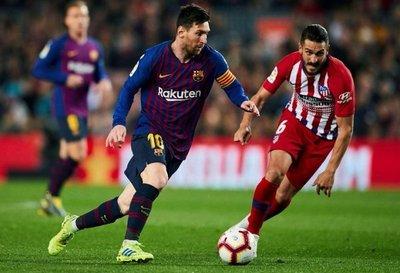 Barcelona y Messi, imparables