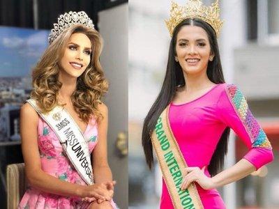 Clara Sosa hizo enojar a la Miss España transexual