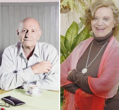 María Elena Sachero y Jacobo Rauskin serán homenajeados por Asunción