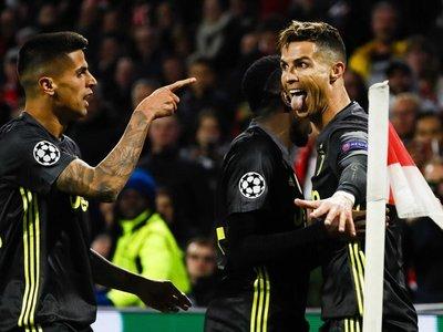 Allegri ensalza a Cristiano Ronaldo