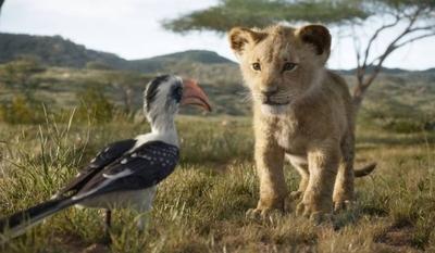 """HOY / Disney presenta el primer tráiler de la nueva """"The Lion King"""""""