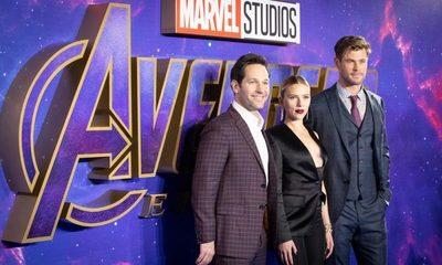 "Protagonistas de ""Avengers: Endgame"" rinden tributo a Stan Lee"