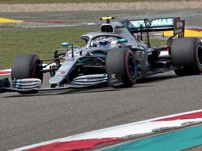 Bottas buscará desde la 'pole' en China hacer sombra al líder Hamilton