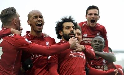 HOY / Mané y Salah impulsan al Liverpool hacia el título