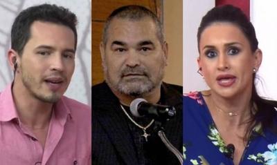 """HOY / Tratan de burro a Chilavert pero Hélem lo defiende: """"La mayoría de los trans hacen pis parados"""""""
