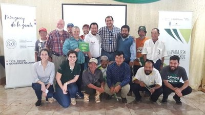 Comunidad Aché recibió capacitación sobre Régimen de Servicios Ambientales