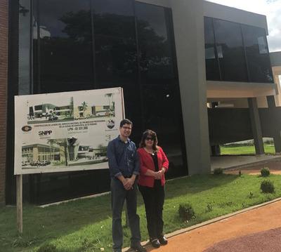 SNPP ultima detalles para inauguración de centro de capacitación en Santa Rita