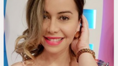 Así Liliana Álvarez Disfruta Unos Días De Relax