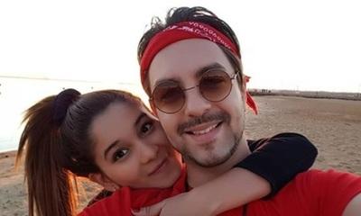 Mariela Bogado enseña guaraní a su pareja