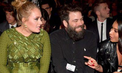Adele se separó de su esposo