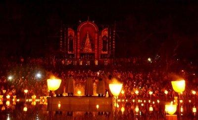En Tañarandy nuevamente se reflejó la religiosidad popular