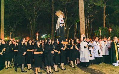 Festividades por Semana Santa reunió a miles de feligreses en Hernandarias