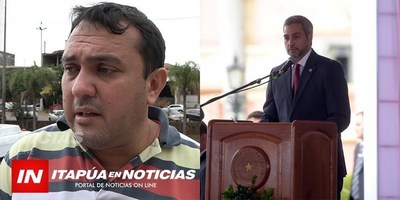 CRÍTICAS POR EL DOBLE DISCURSO DE MARITO TRAS SALVATAJE DE AÑETETE A MUNICIPIOS