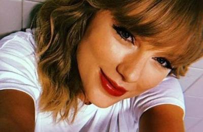 Taylor Swift se atreve con un radical cambio de look