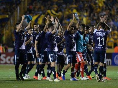 Monterrey de Celso Ortiz gana la primera final
