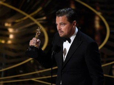 DiCaprio negocia protagonizar el nuevo filme de Guillermo del Toro