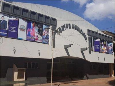 Teatro de Fernando de la Mora se renueva con importantes mejoras
