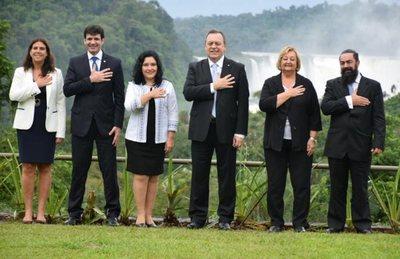 Ministros de Turismo del Mercosur acuerdan trabajar por el crecimiento y desarrollo turístico regional