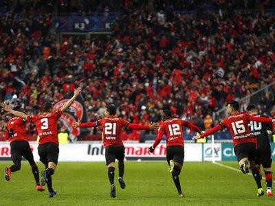 Sorpresón: El Rennes destrona al PSG en los penales