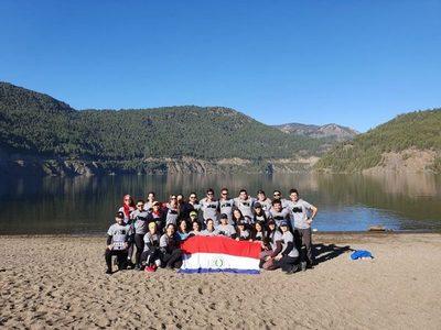 Corredores dejan en alto al país en el Patagonia Run