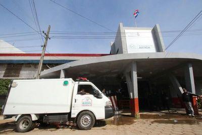 """Operativo """"Brillante"""": detenidos a Tacumbú"""