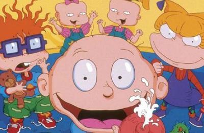 Anuncian película live action de 'Rugrats' para 2020